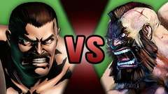 Haggar VS Zangief