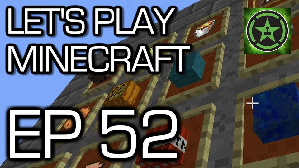 Let's Play Minecraft Episode 52 - Shopping List