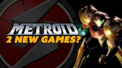 TWO New METROID Games? Wait...