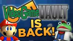 The Video Game Vault is BACK!