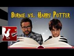 Burnie vs Harry Potter