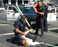 LAPD May the 4th
