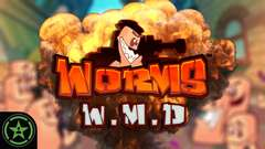 Worms W.M.D. With The Stream Team – FULL STREAM