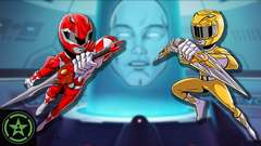 Power Rangers Let's Play