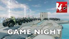Game Night - Halo