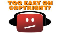 YouTube Too Easy on Copyright?