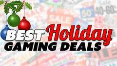 Best Holiday Game Sale Deals