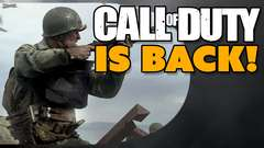Call of Duty Is BACK!