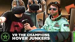 VR the Champions - Hover Junkers Multiplayer