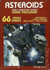 Atari Game Cover Art