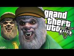 MONSTER KILL - Grand Theft Auto 5 BEAST & SLASHER Moments