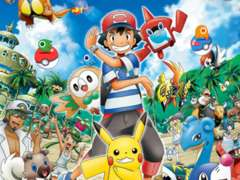 Pokemon: Sun and Moon Anime