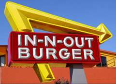 In N Out Coming to Texas