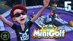 Fore Honor - Infinite Minigolf - Halloween Mansion (#5)