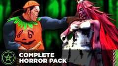 Ultra Street Fighter IV - Complete Horror Pack