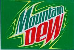 Mountain Dew Drinkers