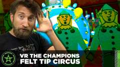 VR the Champions – Felt Tip Circus