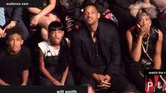 Will Smith Family Reacts