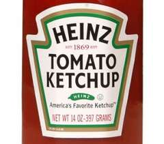 Tomato Ketchup Isn't Redundant