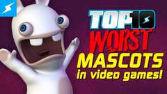 Top 10 Worst Mascots in History