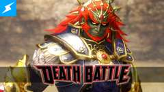 Ganon forces his way into DEATH BATTLE!