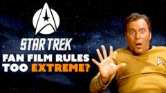 Star Trek Fan Film Rules Too EXTREME?