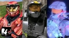 The Complete, Unabridged Story of Red vs. Blue. Abridged.