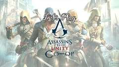 Assassin's Creed Unity Co-op