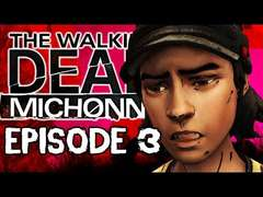 GRIEVING TIME - The Walking Dead Michonne - What We Deserve Part 1