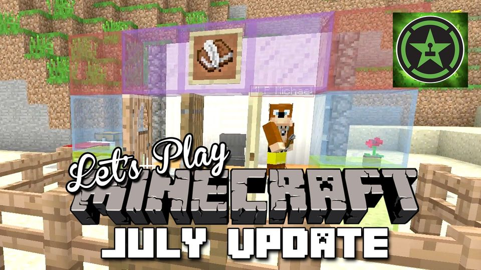 Let's Play Minecraft - Episode 164 - July Update