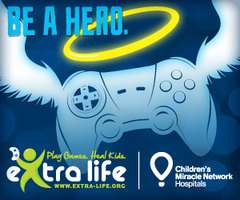 Extra Life Charity Event