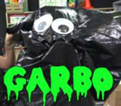 Garbo Man in RT Store