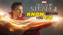 Know Before You Go... The History of Doctor Strange