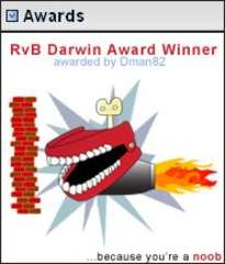 RvB Darwin Awards