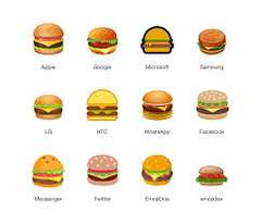 Twitter Upset Over Burger Emojis