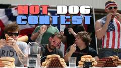 Jack and Joels Hot Dog Eating Contest!