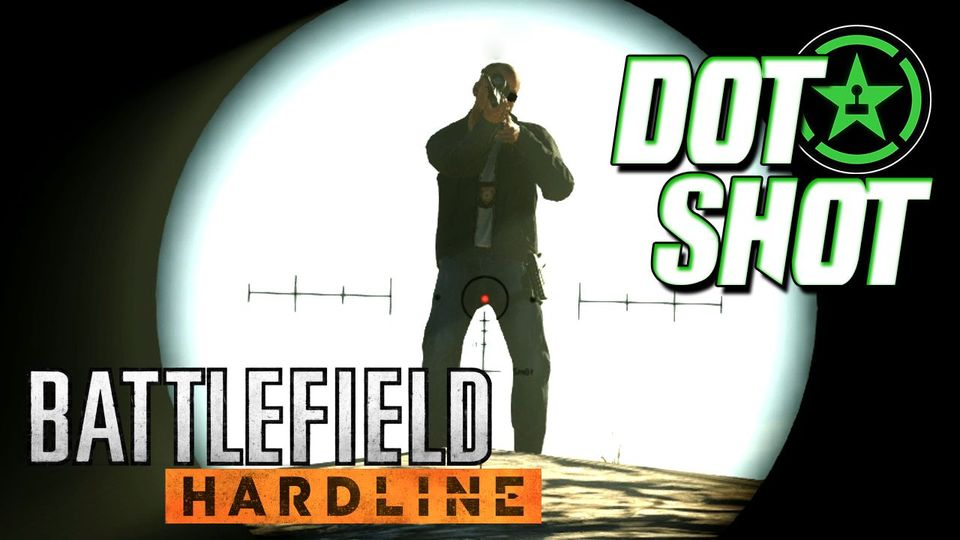 Things to do in Battlefield Hardline - Dot Shot