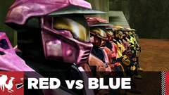 Coming up next on Red vs Blue Season 14 – The Prequels Episode 2