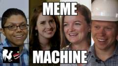 The Meme Machine: What Happens When the Internet Chooses You