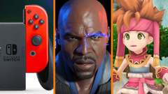 Switch SAVES GameStop + Crackdown 3 Announcement MISTAKE + Secret of Mana REMAKE!