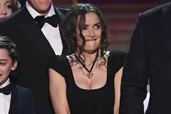 Winona Ryder at the SAG Awards