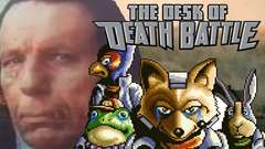 StarFox has Emotional Issues | The Desk of DEATH BATTLE!