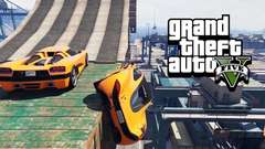 RAMP IT UP - GTA 5 Gameplay