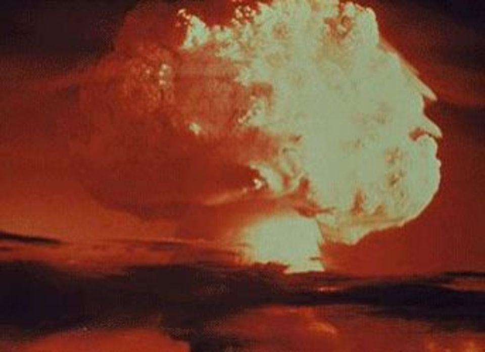 nuclear strikes essay