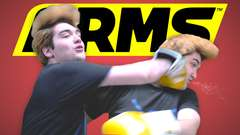 INTEROFFICE FIGHT • Arms Gameplay
