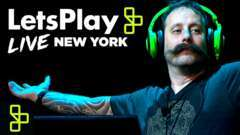 Let's Play Live NY Announcement
