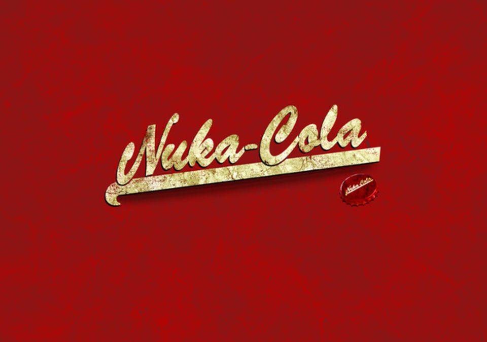nuka cola wallpaper