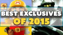 BEST EXCLUSIVES of 2015?