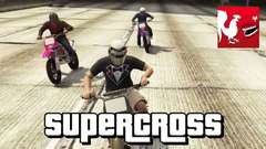 GTA V - Supercross