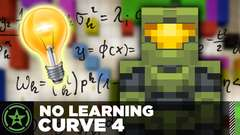 Minecraft - Episode 186 -  There is no Learning Curve [Part 4]